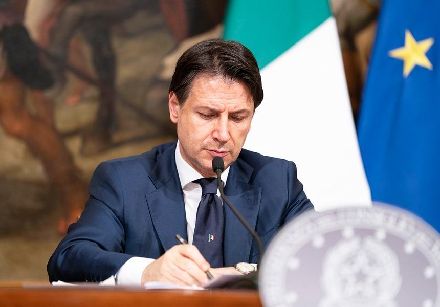 Giuseppe Conte - DPCM 18 maggio