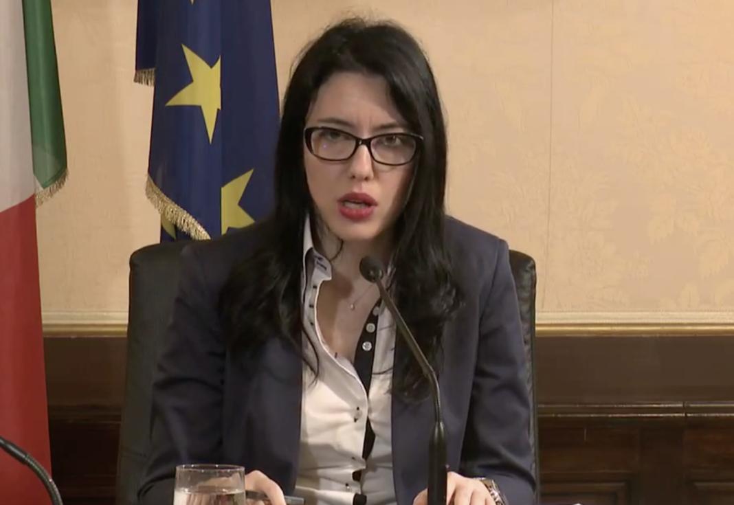 Lucia Azzolina - Ministro Istruzione