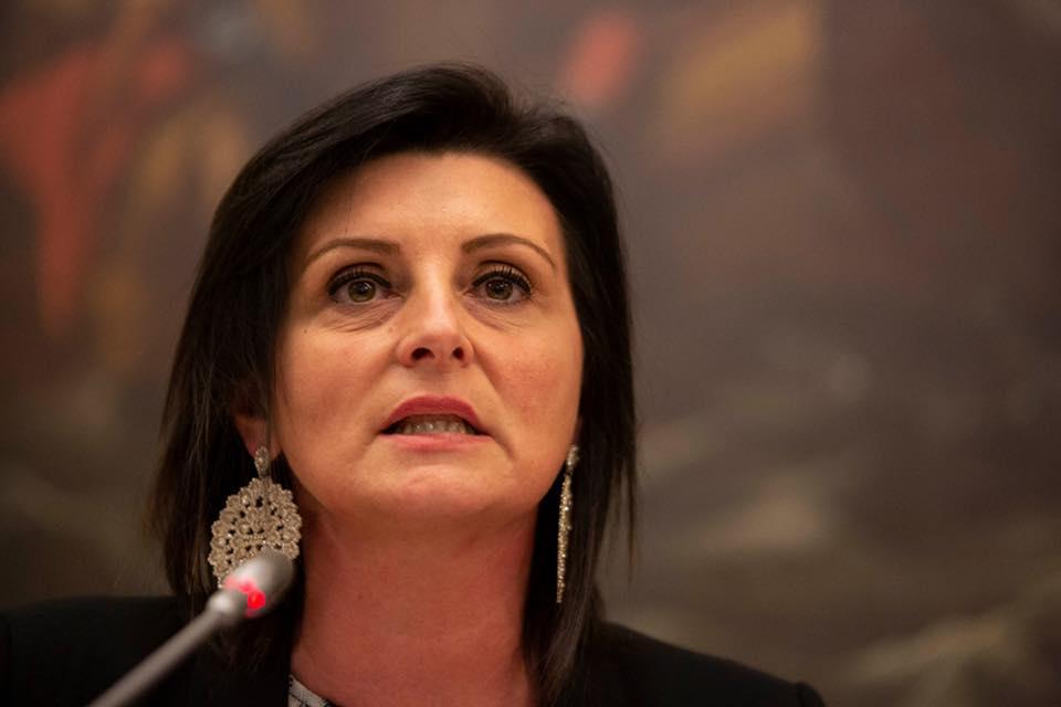 Vannia Gava, deputata Lega