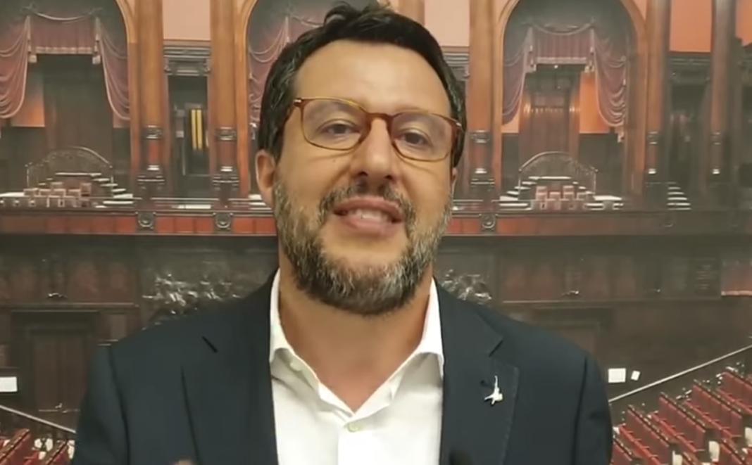 Matteo Salvini - Flat tax